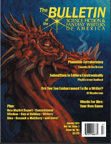 Should SFWA Allow Self-Published Authors To Join?