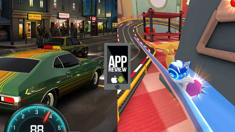 Snails Smoke Fast And Furious In The Battle Of The Mobile Movie Racers