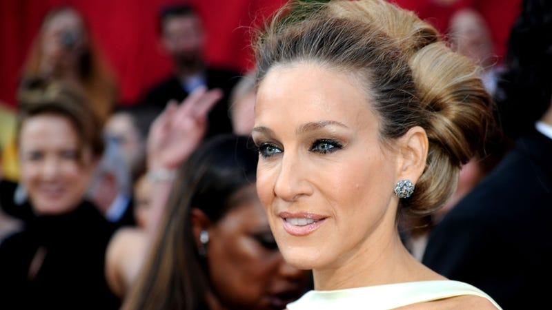 Makeup and Stealing Tips from Sarah Jessica Parker's Makeup Artist, Who Keeps 'Accidentally' Stealing Things