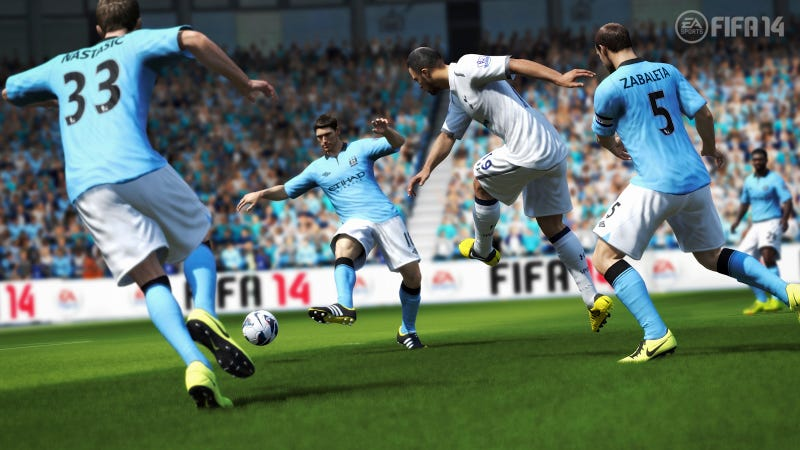 Wii U Left Out of Another Major Sports Release with FIFA 14