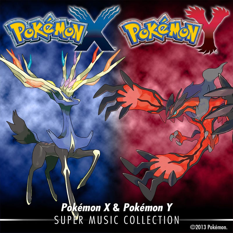 More Than 200 Music Tracks From Pokémon X And Y For Only $10