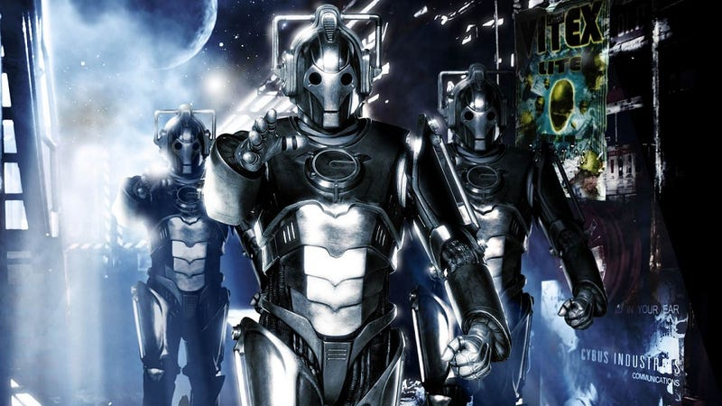 Can Neil Gaiman restore the Cybermen to their original greatness?