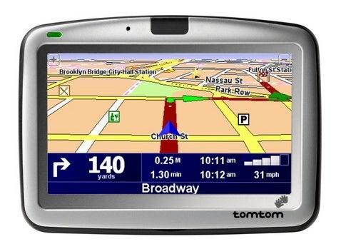 TomTom 920 the New Flagship GPS Navigator?