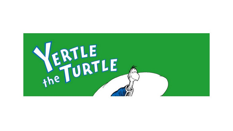 Yertle the Turtle Deemed 'Too Political' for Fragile Canadian Schoolchildren