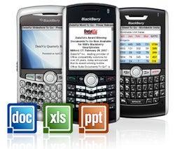 Blackberry OS 4.5 Not Officially Arriving Until September