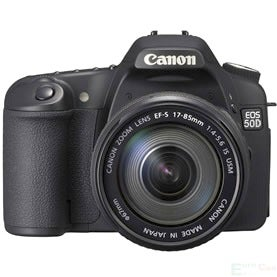 Canon EOS 50D Leaks on Canon China Site