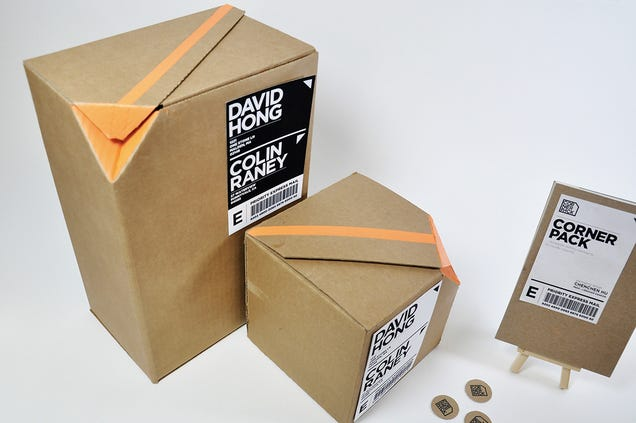 A Clever Redesign of Delivery Boxes Would Make Them Way Easier To Open