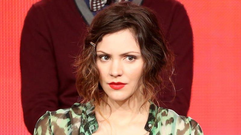 Katharine McPhee Doesn't Need Some Stupid Stinky Baby-Thing Wasting Her Me-Time