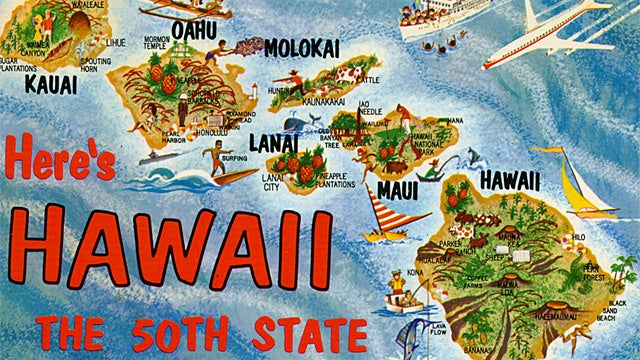 Hawaii: Guide Book Writers Are Responsible for Tourists Being Dumb