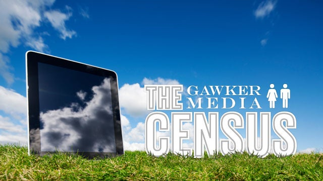 Citizens, the 2012 Gawker Media Census is upon us. Take it and win a new iPad