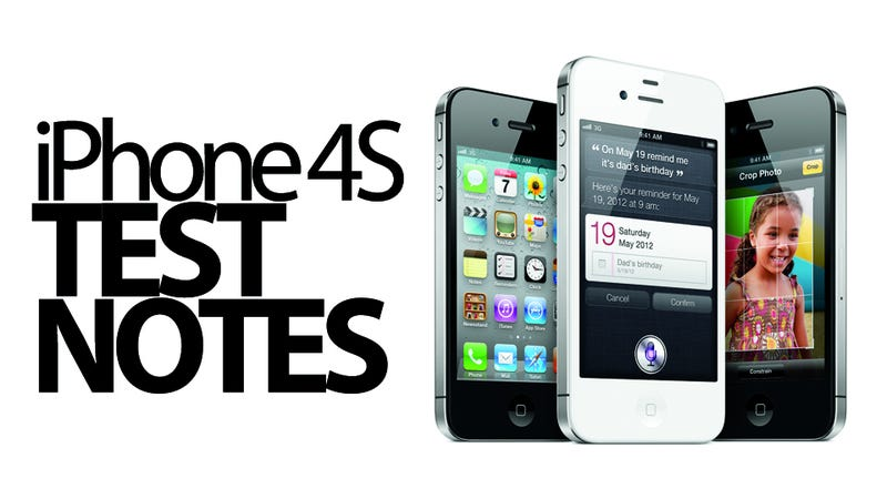 The iPhone 4S Cheat Sheet