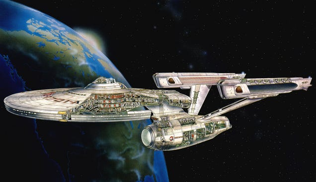 Too Bad, That Rumor About Axa0;New Star Trek TV Show Is Absolutely False