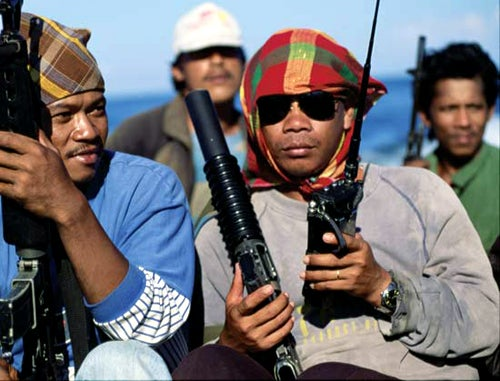 Somali Pirates Doing Better Than Ever