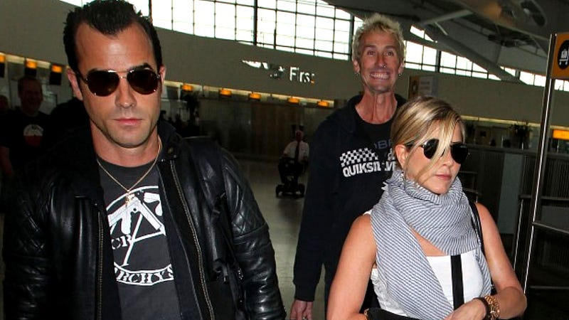 Jennifer Aniston and Justin Theroux Shacking Up Already