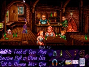 Simon the Sorcerer Joins GoG Lineup