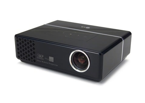 Palm-Sized Projector from LG Goes with Anything, Rocks the Color