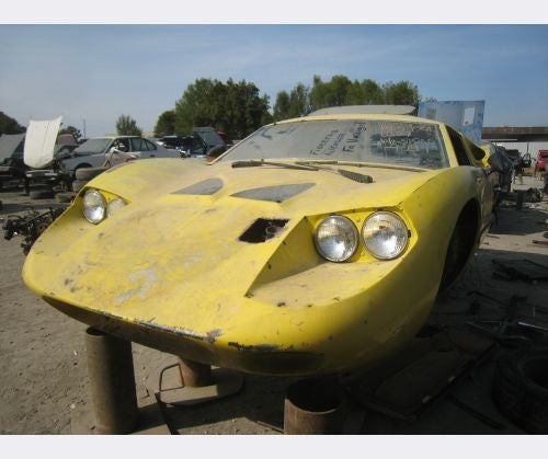 Corvair-Powered Fiberfab Valkyrie GT-15 Prepares To Take Leave Of This World
