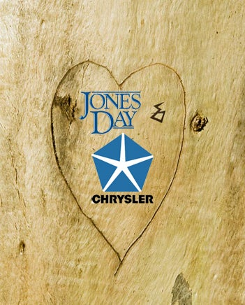 Report: Chrysler Hires Bankruptcy Firm Jones-Day