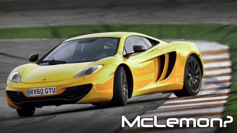 Is the McLaren MP4-12C a lemon?