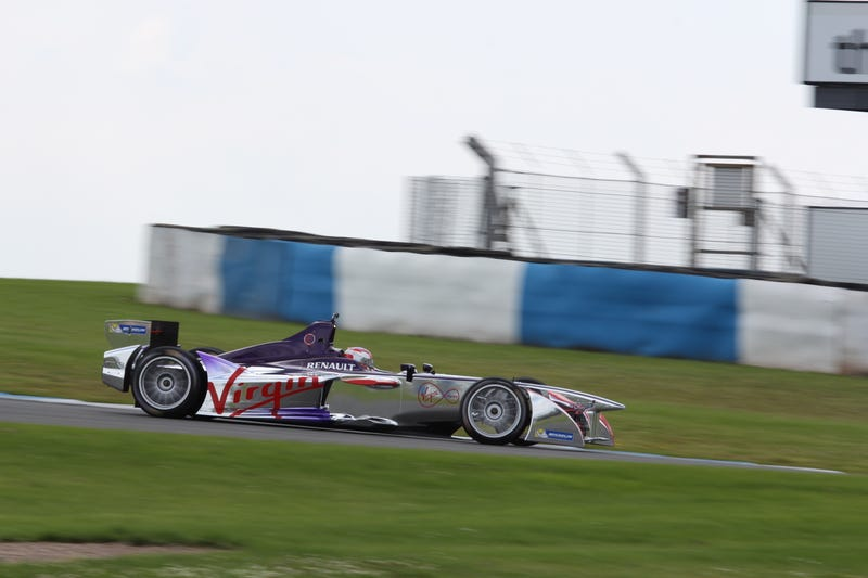 Formula E: Thoughts from Trackside
