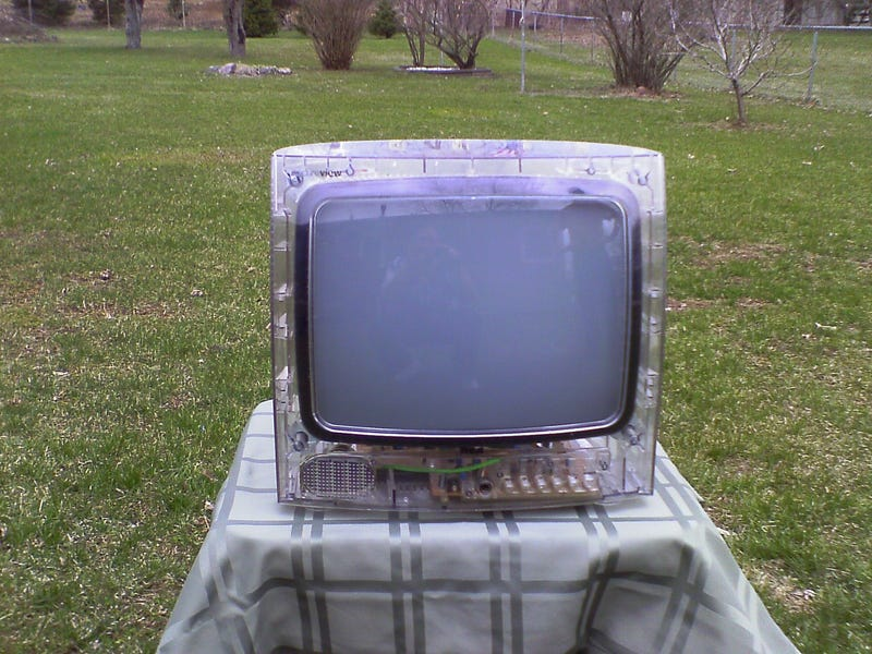 Now You Can Watch TV Like a Criminal