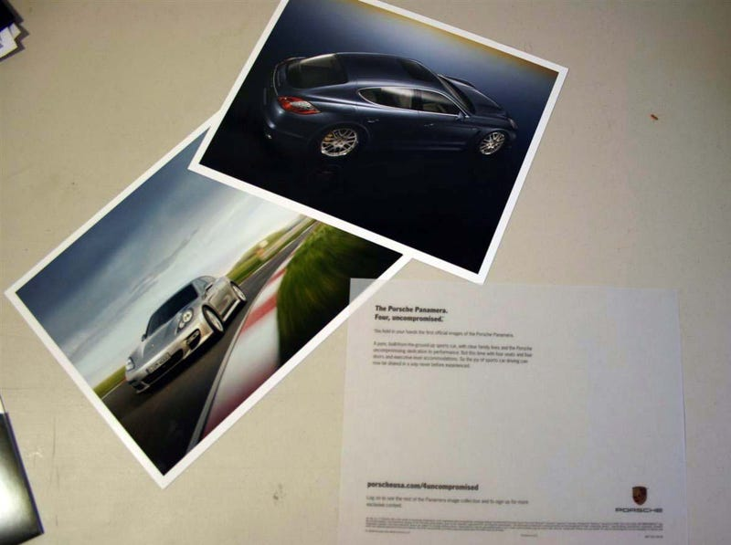 Porsche Thinks The Press Is Way Worse Than Bloggers