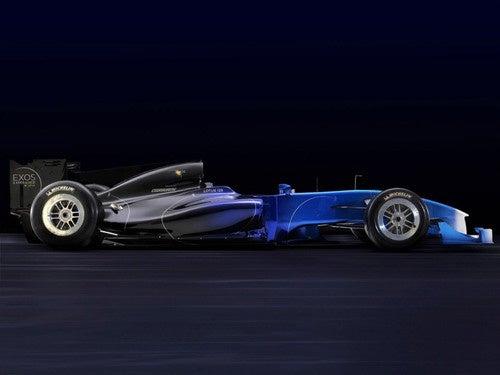 Lotus Exos T125