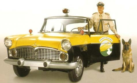 Keeping Brazil's Highways Safe, Simca Style!