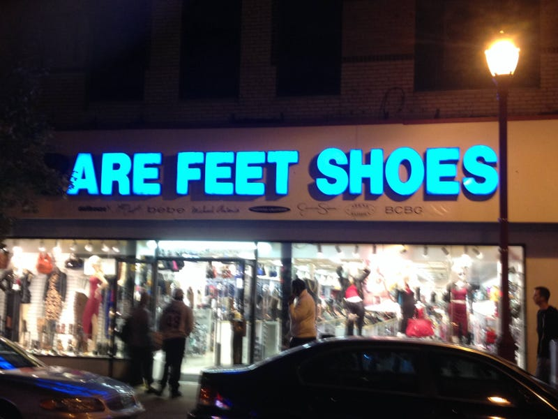 Didn't know Jagvar opened up a store.