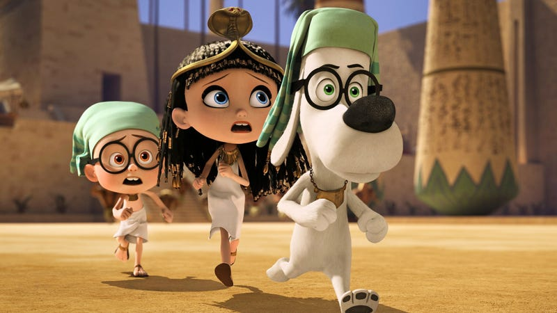 The Epic 12-Year Quest to Make a Mr. Peabody and Sherman Movie