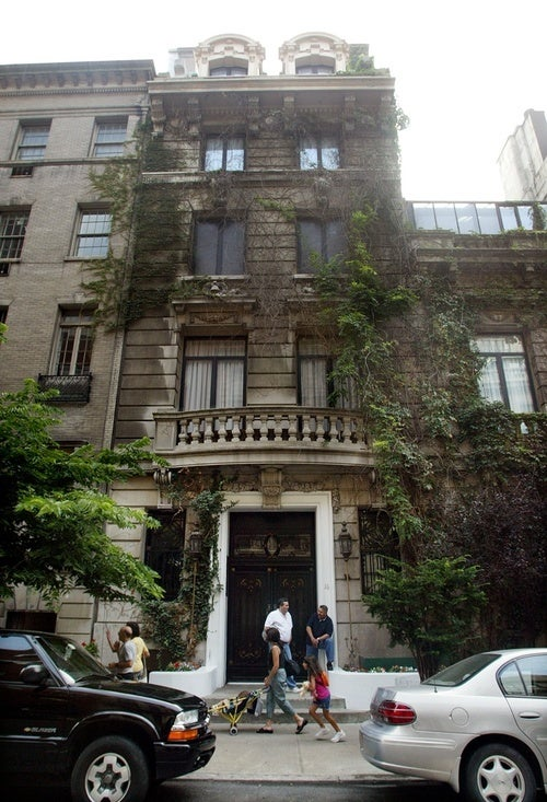 Upper East Side Smut Castle Ruined by Uptight Hedge Funder
