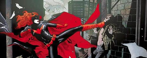 The 2010 Eisner Award winners include Ed Brubaker, Batwoman illustrator J.H. Williams III