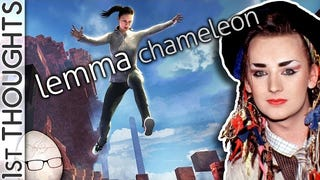Lemma Chameleon, You Run & Go
