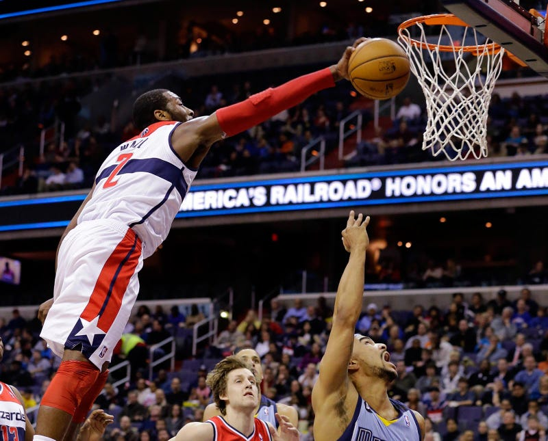 Oh Hell, Root For The Wizards: John Wall's Brave, Stubborn Playoff Run
