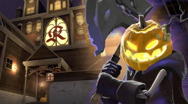 Team Fortress 2 Gets Its First Boss Monster, Second Halloween Update