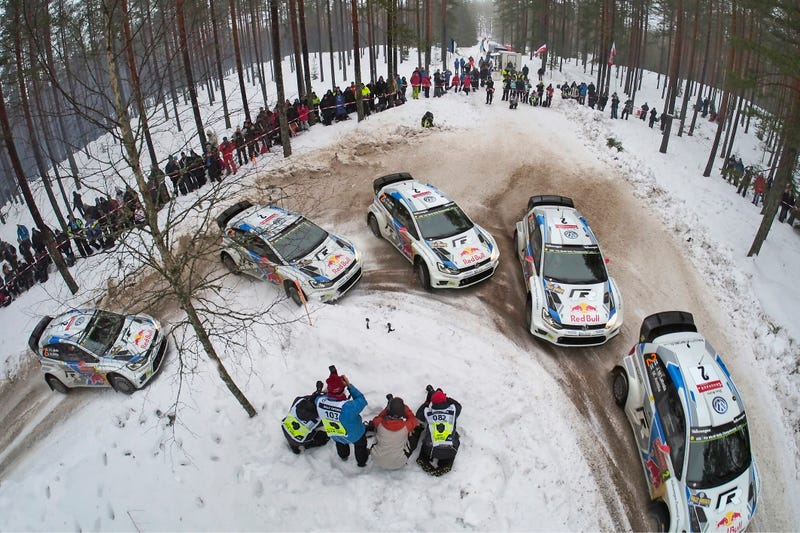 Fantasy WRC Round 2: Sweden Review (Plus Photos!)