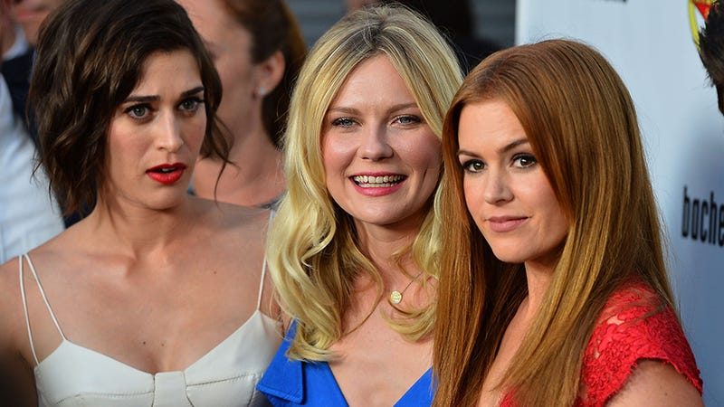 What the Hell Was Kirsten Dunst Wearing at the Bachelorette Premiere?