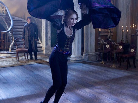 New Pictures From Abe: Vampire Hunter