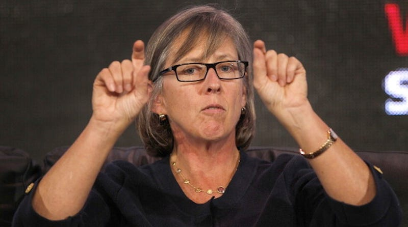 """Queen of the Internet"" Mary Meeker Has Led Her Subjects Astray Again"