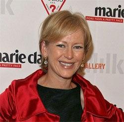 'Marie Claire' Editor Joanna Coles Has Huge Handwriting, Frontal Lobe