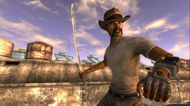 Fallout: New Vegas Lonesome Road Hits Sept. 20, Two New DLC Inbound
