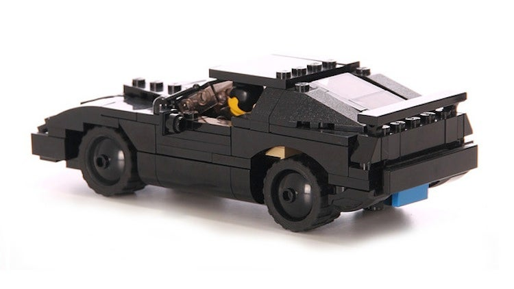 I Need to Own This Knight Rider Lego Set