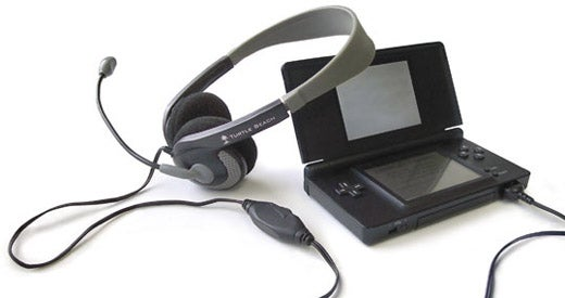 Ear Force D2 Headset Lets You Nintendogs in Semi-Private