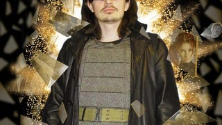 Ha, my Deus Ex Human Revolution coat (33% off!) arrived today. Hmmm, can I be arsed to do a reshoot of my old, old photo (that served as my avatar o'er here for some time)?