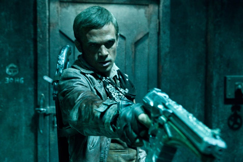 Cam Gigandet explains why the humans were dumb enough to make a truce with the vampires in Priest