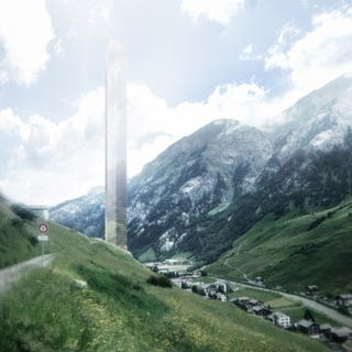 The Tallest Tower in Europe Will Be ... In a Quaint Swiss Village?