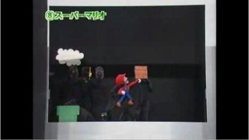 Super Stage Production of Super Mario