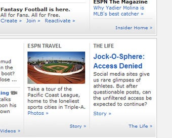 Twitter Provides More Unintentional Hilarity From ESPN