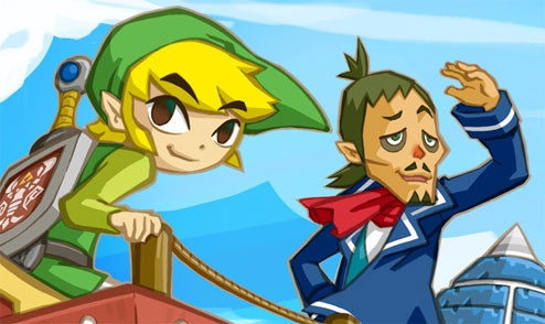 Another Analyst Dates Next Zelda For 2009