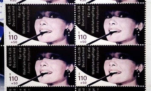 Audrey Hepburn Is Still Money